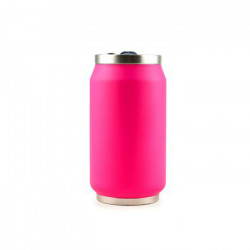 Canette isotherme rose fluo...