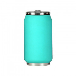 Canette isotherme turquoise...