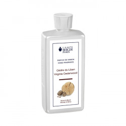 Parfum cedre du liban