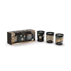 Tapis en silicone motif bois