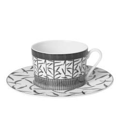 Tasse the 22 cl porcelaine...