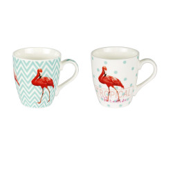 Tasses flamingo 23 cl...