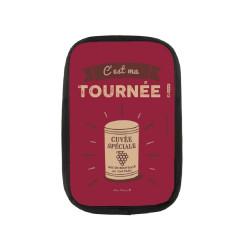 éléphant avec bébé sur pied...