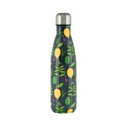 Lampe cruche aluminium cuivre