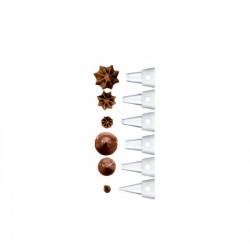 Boite de 4 verres cocktail...