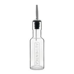 Horloge en métal argent 58 cm