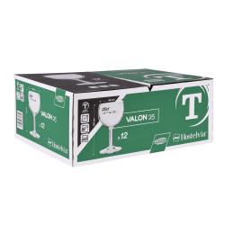 Chaise Grillage en cuir